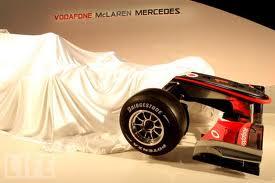 2010 Mclaren Car Launch