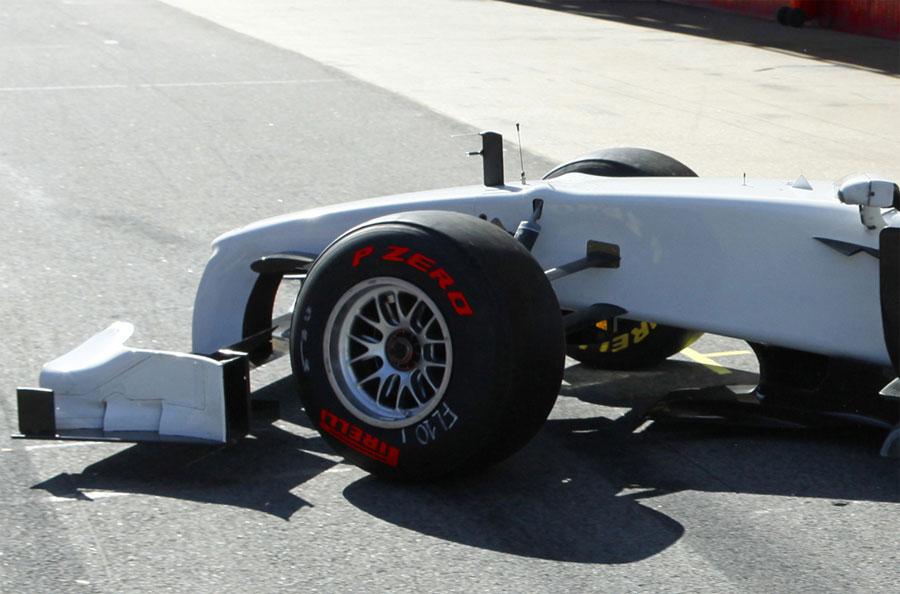 Pirelli 2011 Tyre (Courtesy: Pirelli)