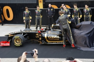 Lotus Renault GP 2011 Launch