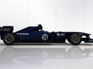WilliamsF1 FW33