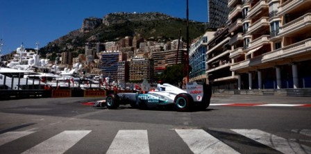 2011 Monaco Grand Prix: Vettel Wins Race, Hamilton Wins Penalties ...