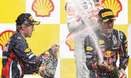 2011 Belgian Grand Prix: Vettel Wins, Schumacher Salvages ...