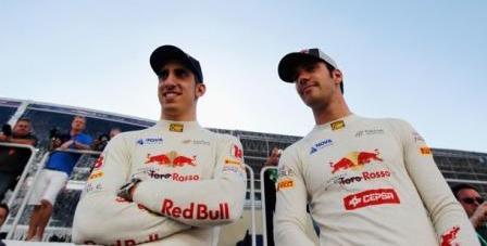 Sebastien Buemi and Jean-Eric Vergne (courtesy: Scuderia Toro Rosso)