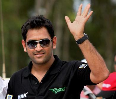 Mahendra Singh Dhoni (Courtesy: Dhoni World)