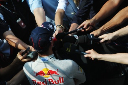 Red Bull Racing - 2013 Malaysian GP (Courtesy: Red Bull Racing)