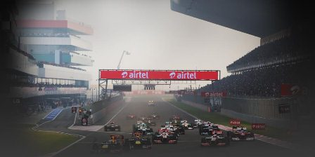 Indian Grand Prix (Courtesy: JPSI)