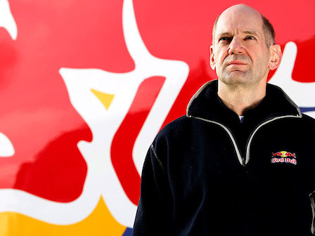 Adrian Newey: Red Bull & Vettel's Santa, is he?