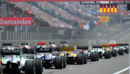 Formula One Grid (credit: Google Images)