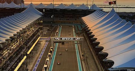 2014 Abu Dhabi GP (Courtesy: Google Images)