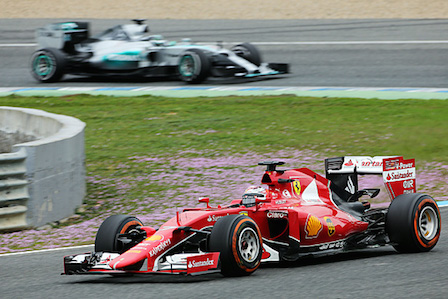 Ferrari vs. Mercedes, Really?