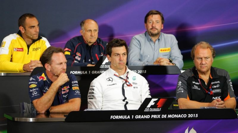 F1 Strategy Group - A Strategy Of Errors?