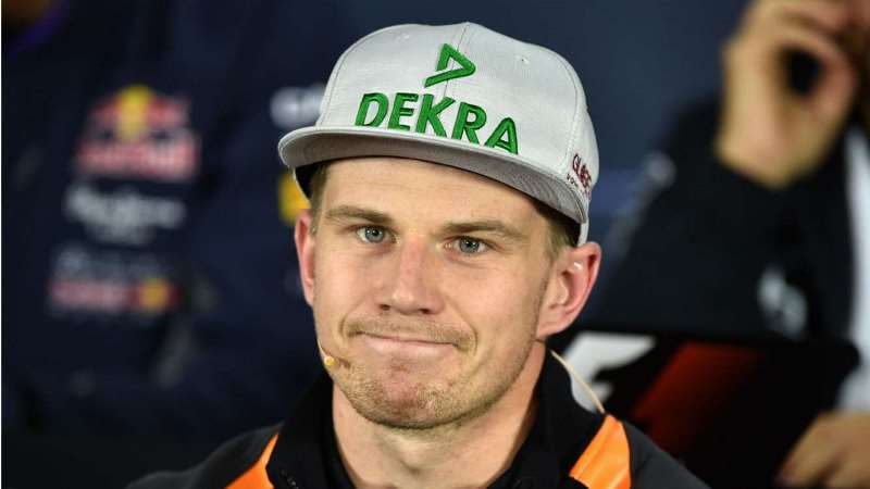 Nico Hulkenberg chose F1 over Le Mans (courtesy: Perform Group)