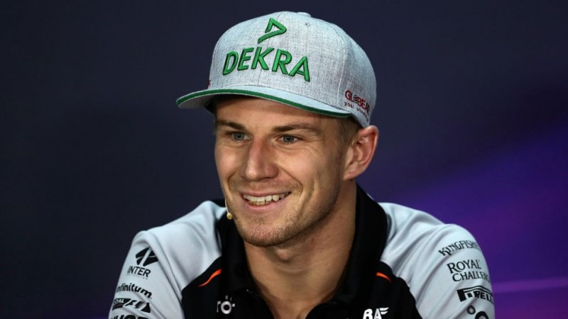 Nico Hulkenberg To Renault In 2017 (courtesy: Fox Sports)