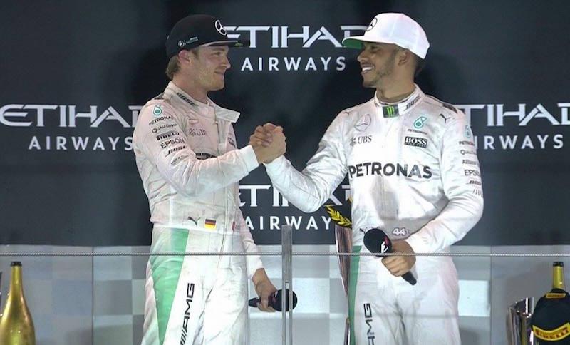 Did Lewis Hamilton Fight Fair In Abu Dhabi? (Courtesy: Twitter)