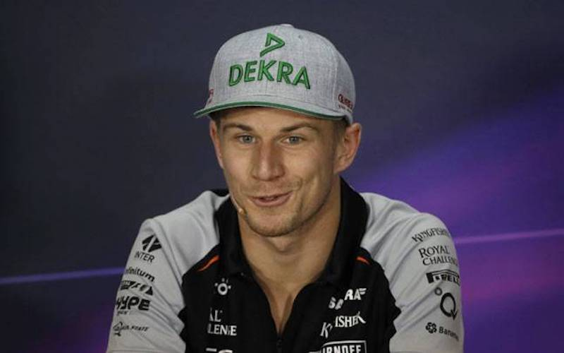 Nico Hulkenberg's Funny Formula 1 Moments (courtesy: India Today)