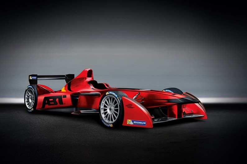Ferrari's Formula E Car? (courtesy: Autosport)