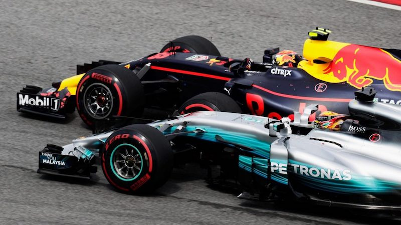 Would You Bet That Verstappen Would've Made At Least One Move On Hamilton In Suzuka?