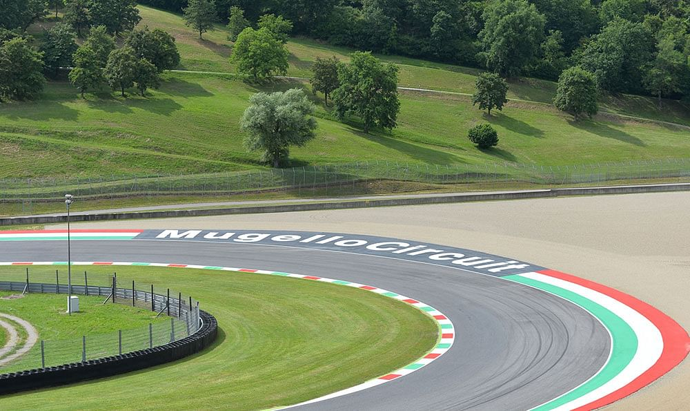 F1 simulation tools to help teams tackle unknown challenges at new circuits (courtesy: Mugello)