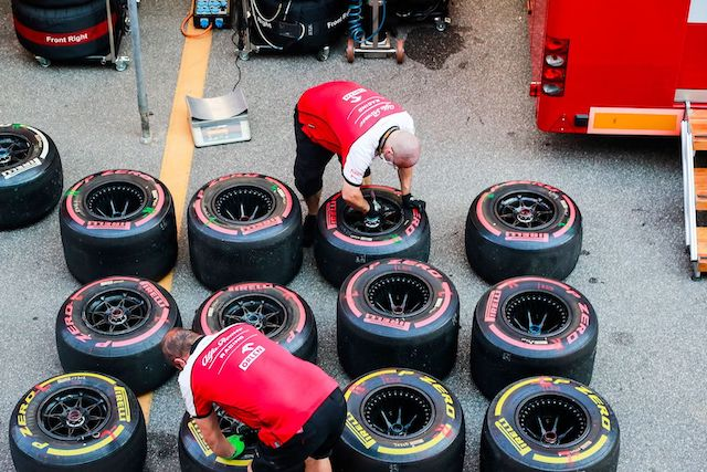 Pirelli use F1 simulation tools to help F1 teams understand tyre usage and degradation better (courtesy: Pirelli)